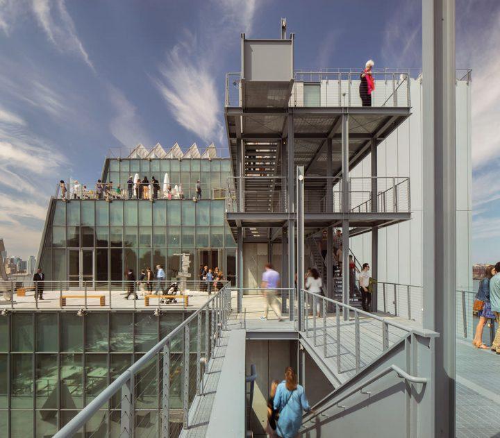 המרכז החדש של וויטני, 2015