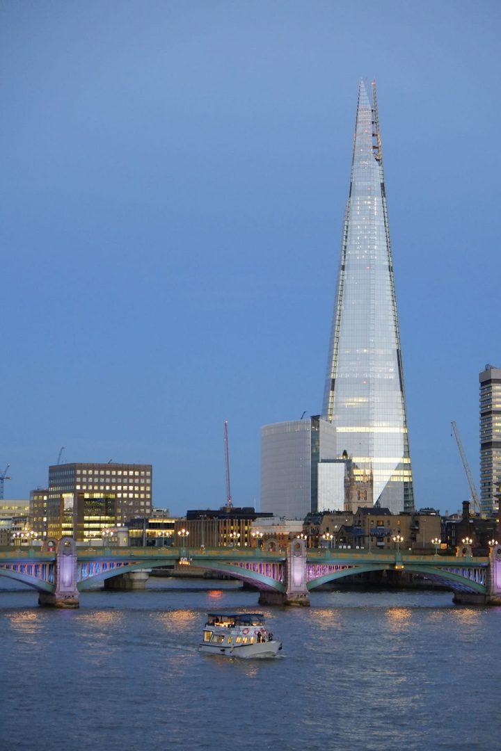 מגדל השארד בלונדון, 2000-2012