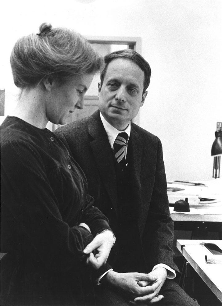 רוברט ונטורי ודניס סקוט בראון, 1968