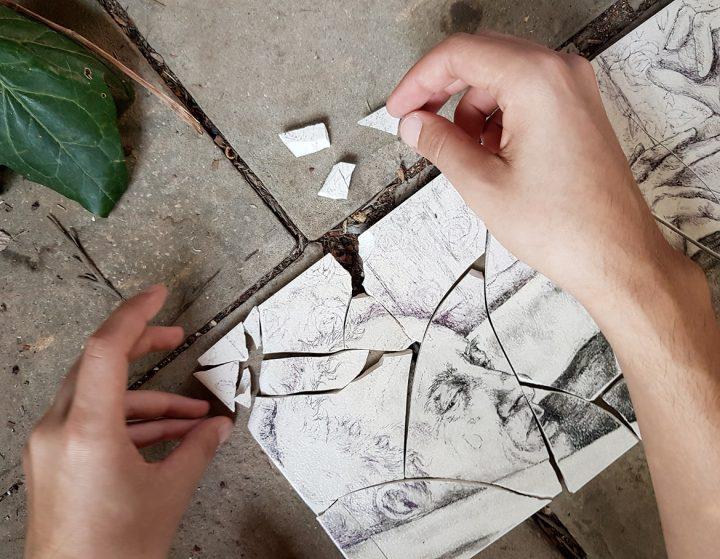 מתוך התערוכה 'הוראות למתבגר'