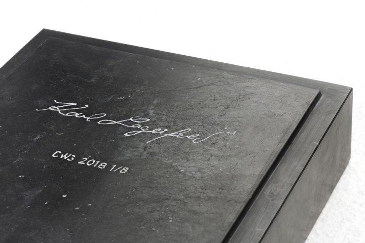 מהדורות ריהוט מוגבלות בחתימתו של לגרפלד