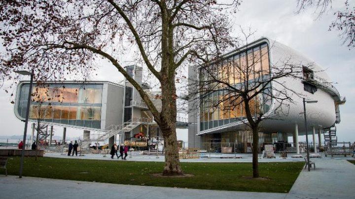 מתוך הסרט Architect of Light על אדריכל רנזו פיאנו