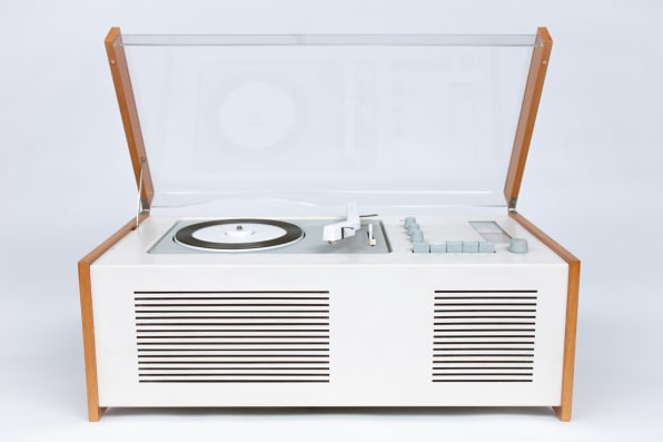 Snow White's Coffin by Dieter Rams and Hans Gugelot for