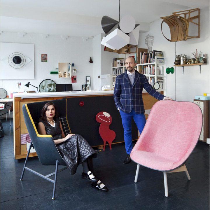 דושי ולויאן בסטודיו