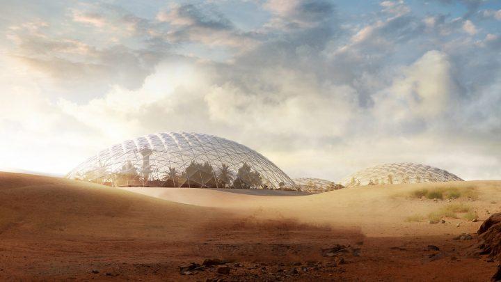 עיר המאדים