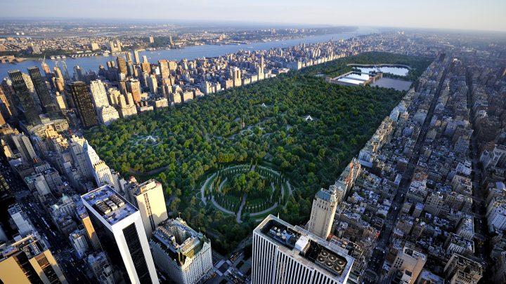 הפארק הראשון המתוכנן בארה