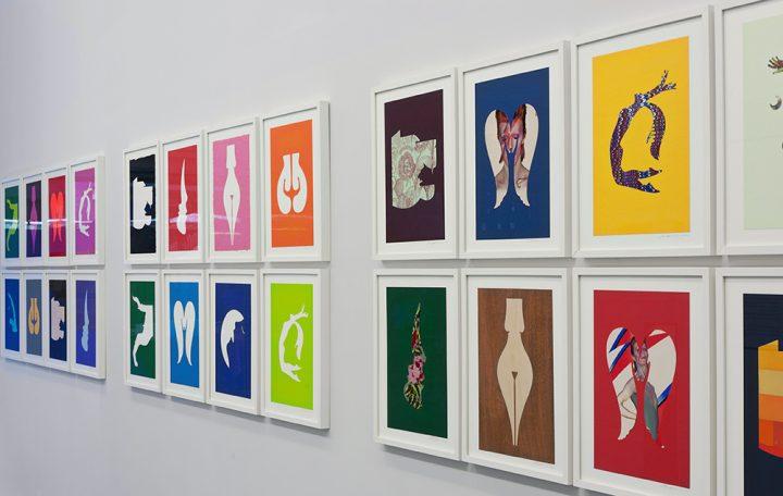 מתוך תערוכה במוזיאון העיצוב בלונדון