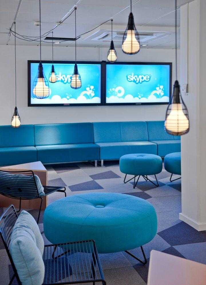 עונים על הצרכים, משרדי חברת Skype