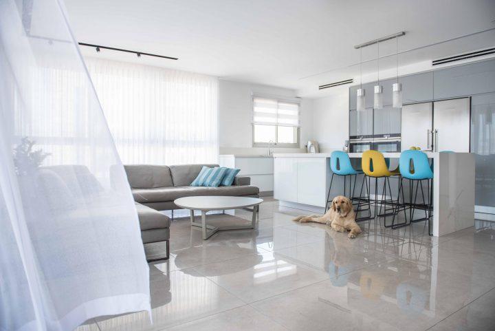 שינויי דיירים בדירת קבלן בפתח תקווה, מרטין קסל אדריכליות