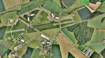 Cotswold airport, Cirencester, United Kingdom