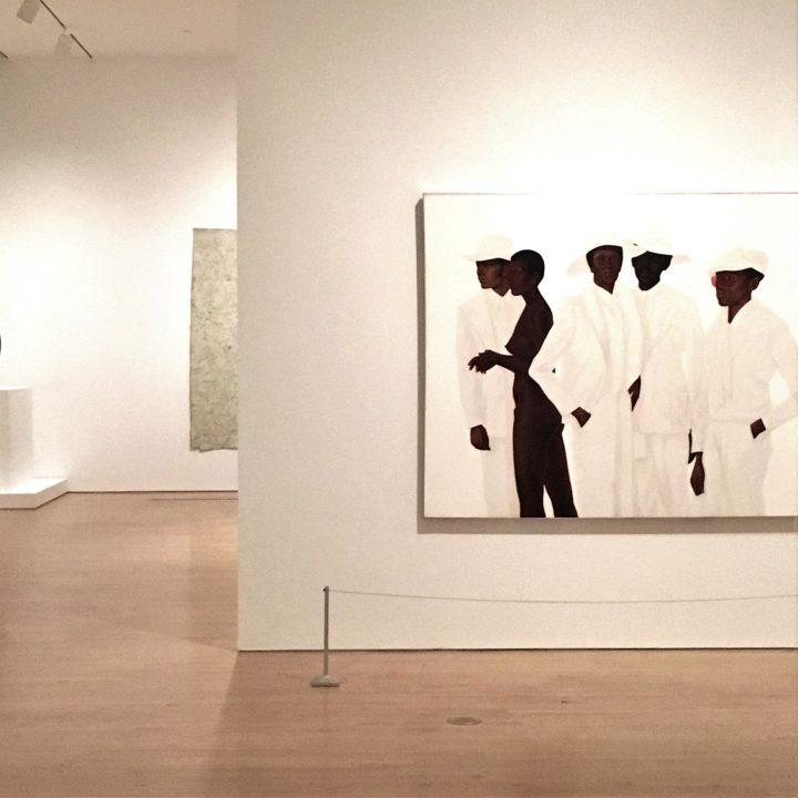 חלל התערוכה 'נשמה של אומה'