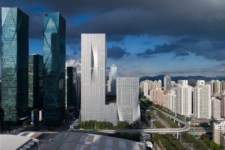 בניין חוסך אנרגיה בשנזן