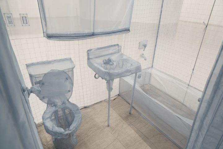 חדר האמבט החדש שלנו