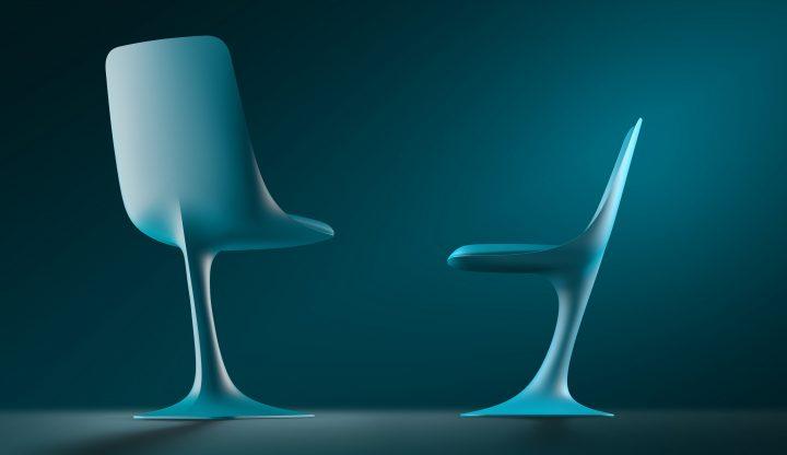 רגשות וטכנולוגיה, כסא Arum לרוש בובואה