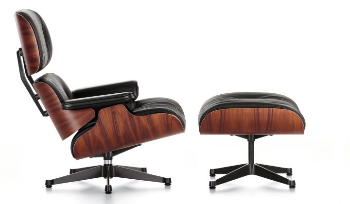 הכיסא של האנק, העיצוב של הזוג אימס