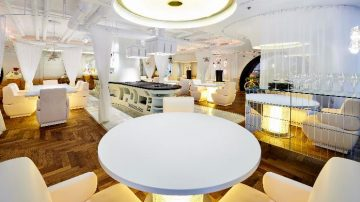 מסעדת DIVERXO