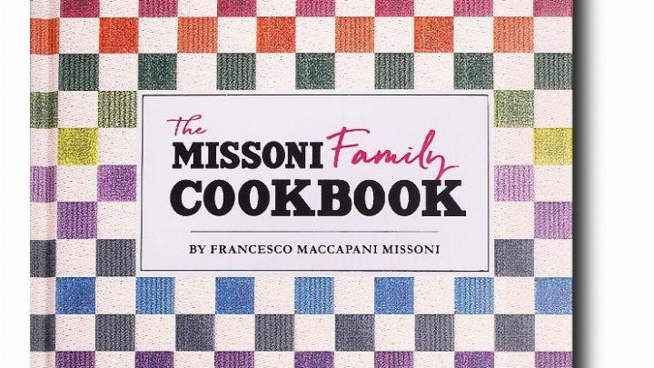 ספר הבישול המשפחתי של מיסוני, בהוצאת Assouline