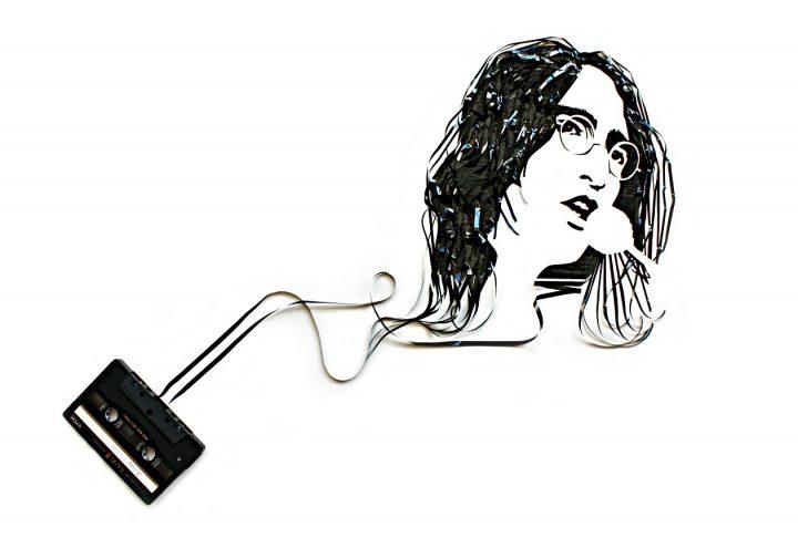 שדים במכונה, ג'ון לנון