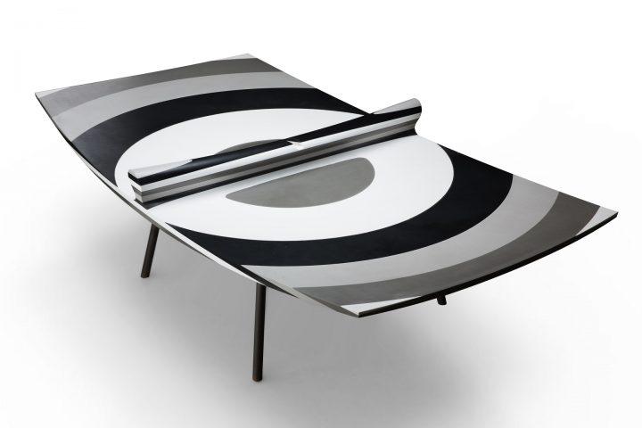 שולחן הפינג פונג בעיצוב רון ארד