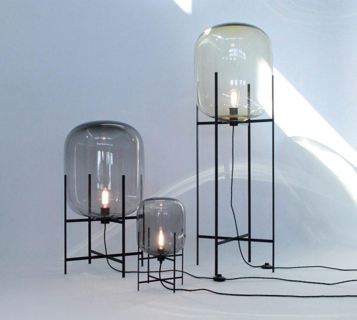 גוף תאורה בהשראת צילומי מגדלי מים למותג ULPO