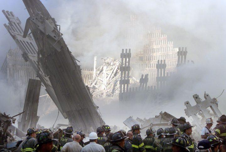 ניו יורק ספטמבר 2001