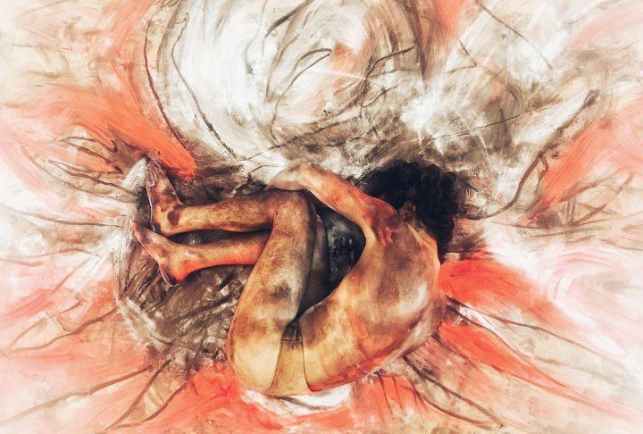 הבל - מופע מחול ואמנות ציור של איתן דור שב