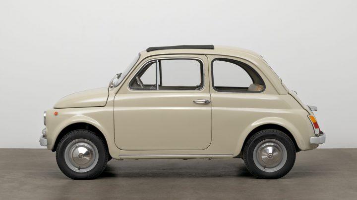 MOMA, רכב עירוני, Dante Giacosa