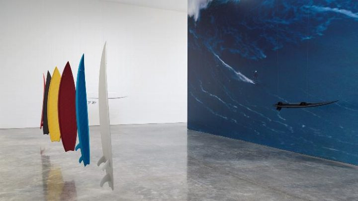 מארק ניוסון בגלריה גגוזיאן