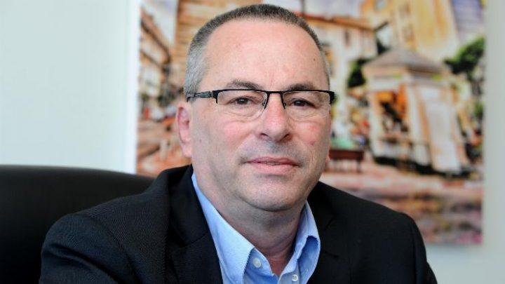 רוני בריק, נשיא התאחדות בוני הארץ