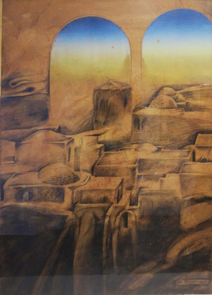 מעבודותיו של פיינגרש