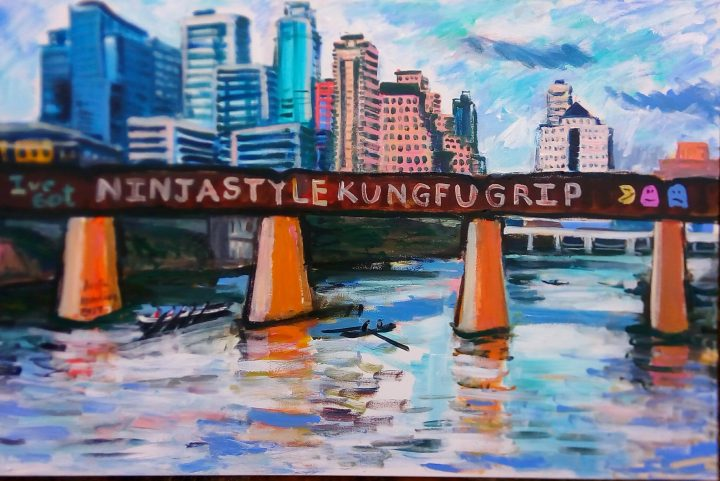 Austin, מתוך התערוכה 'אמריקה'
