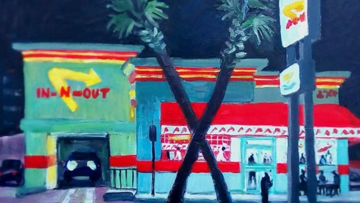In - n - out, night
