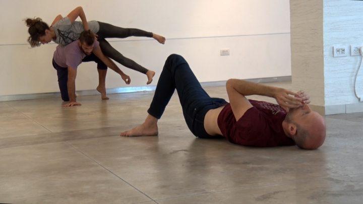 הגוף במרכז השיח האמנותי והאדריכלי, איתי יטוב, אורי דיקר, שירלי יטוב
