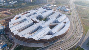 שרי הטבעות: הרצוג ודה מרון משלימים מתחם אדריכלי במוסקבה
