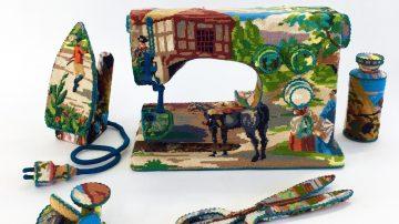 מחוץ למסגרת: כשחפצים יומיומיים הופכים לפריטי אמנות