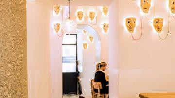 כשפיליפ סטארק, מרטן באאס ורף סימונס נפגשו במסעדה במילאנו