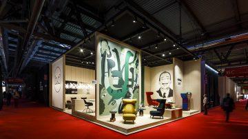 השקעה, יצירה והתלהבות בלטו בסלון הריהוט הגדול של מילאנו