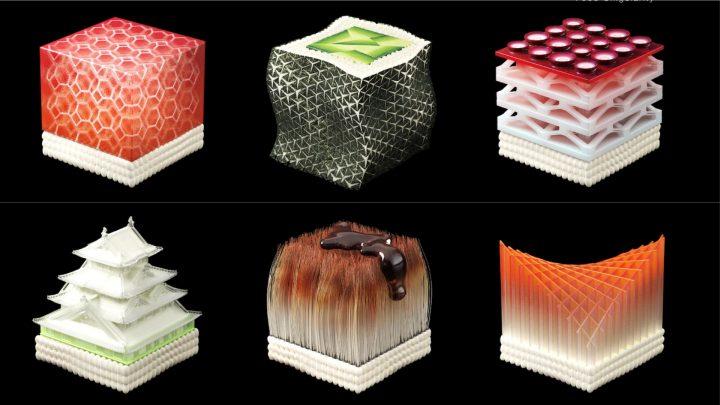 סושי מהעתיד: דיגיטלי ומבוסס על נתוני מעבדה שמוזנים בשלט רחוק