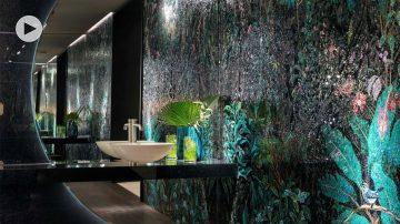 ג'ונגל סוריאליסטי של אבן וזכוכית: SICIS מפתיעים במילאנו