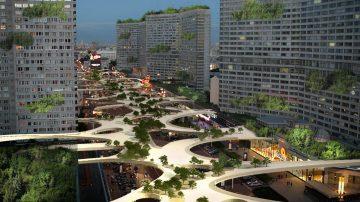 'החיים בעיר' הוא נושא פסטיבל אדריכלות ישראלית שיתקיים מחר
