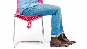 כמה פשוט ככה חכם: כיסא הכיפופים של ברויאר במהדורה עדכנית