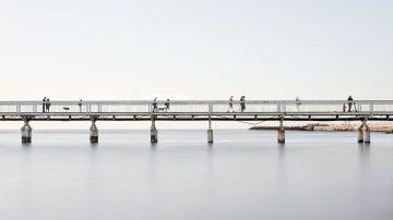 צלם האדריכלות שי גיל מציג בתערוכה של LEGIT הפתוחה השבוע לקהל