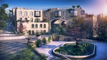 פרויקט Legacy בממילא: הצצה בלעדית לאחד הפרויקטים היוקרתיים בישראל
