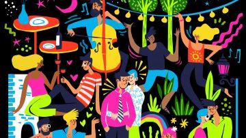 לצאת מהקווים: פסטיבל איור ומילים יתקיים בירושלים