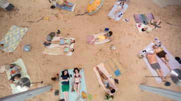 איפה אפשר למצוא חוף ים פרטי בלי מדוזות?
