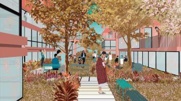 8 פרויקטים מצטיינים במחלקה לאדריכלות של אוניברסיטת תל אביב
