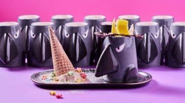 קולקציה פנטסטית של כוסות קוקטיל מהאגדות הושקה בבר תל אביבי