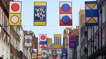 קבלו אלבום צילומים ראשון מפסטיבל העיצוב שנפתח אתמול בלונדון