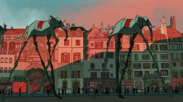 סוס גס רוח, סטופ מושן וסרטים מצוירים: פסטיבל האנימציה יוצא לדרך