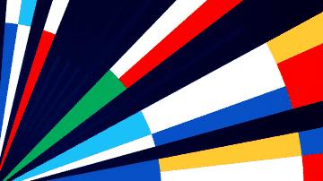 הסלוגן Open Up ודגלי המדינות המשתתפות ילוו את אירוויזיון 2020